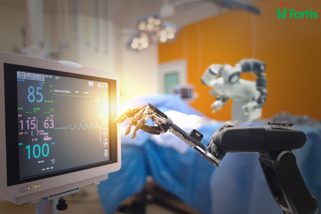 Robot Assisted Knee surgery