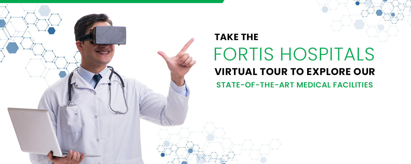 Robotic (da Vinci) Surgical System in Fortis