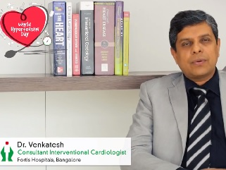 Dr Venkatesh is the best CPI specialist in India