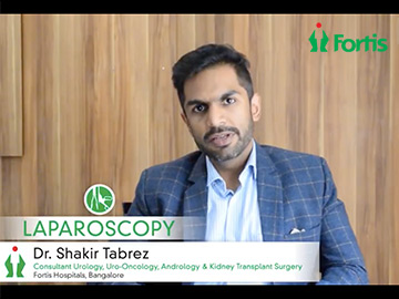 Dr Shakir - best kidney Transplant doctor at Fortis hospital