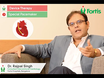Dr Rajpal Sing - Best heart failure device therapiest in India