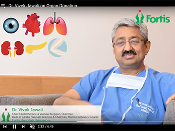 Fortis International Hospital Testimonial