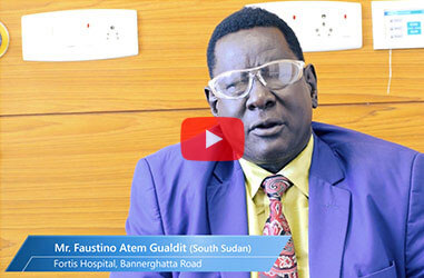 The Story of Mr. Faustino from South Sudan